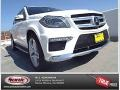 designo Diamond White Metallic 2015 Mercedes-Benz GL 550 4Matic