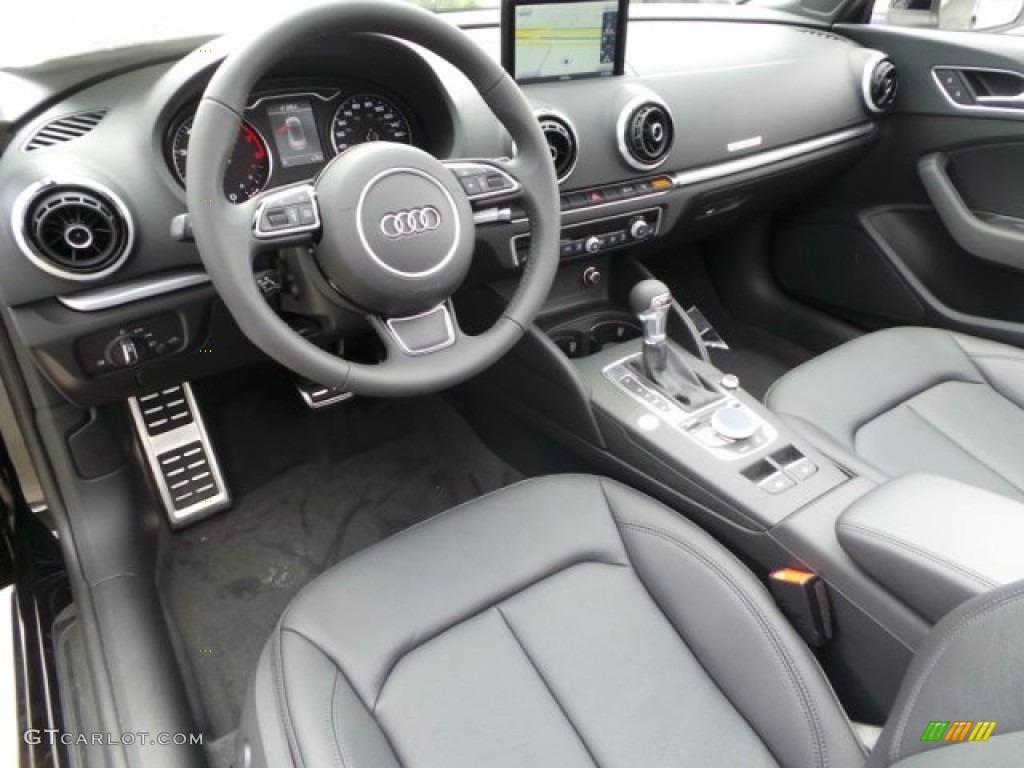 black interior 2015 audi a3 2 0 premium plus quattro cabriolet photo 102527267 gtcarlot com gtcarlot com