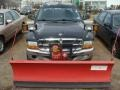 2001 Black Dodge Dakota Sport Club Cab 4x4  photo #2