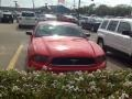 2014 Race Red Ford Mustang V6 Coupe #102509475
