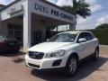 Ice White 2012 Volvo XC60 3.2