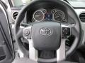 2015 Toyota Tundra Graphite Interior Steering Wheel Photo