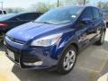 Deep Impact Blue Metallic 2015 Ford Escape Gallery