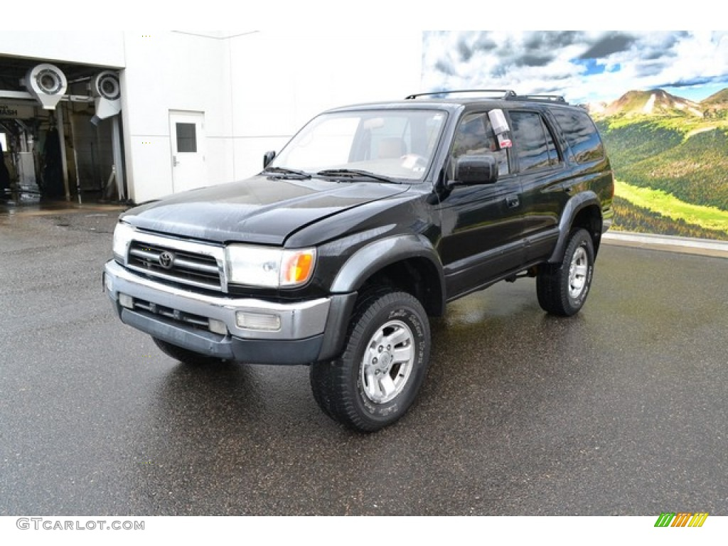 1998 Toyota 4runner Limited 4x4 Exterior Photos Gtcarlot Com
