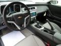 Gray Interior Photo for 2015 Chevrolet Camaro #102594497