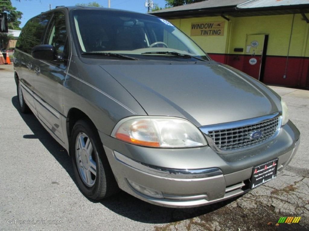 2002 estate green metallic ford windstar sel 102619981 gtcarlot com car color galleries gtcarlot com
