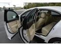 White Platinum Metallic Tri-coat - MKS EcoBoost AWD Photo No. 11