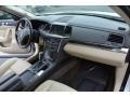 White Platinum Metallic Tri-coat - MKS EcoBoost AWD Photo No. 17