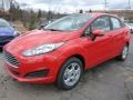 Race Red 2015 Ford Fiesta Gallery