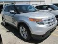 Ingot Silver 2014 Ford Explorer Limited