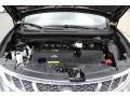 2011 Super Black Nissan Murano SL AWD  photo #28