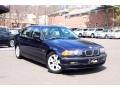 Orient Blue Metallic 2000 BMW 3 Series 323i Sedan