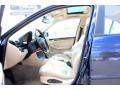 2000 3 Series 323i Sedan Sand Interior