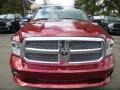 Deep Cherry Red Crystal Pearl - 1500 Laramie Limited Crew Cab 4x4 Photo No. 11