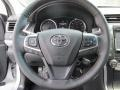 Black Steering Wheel Photo for 2015 Toyota Camry #102705497