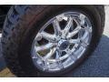 2011 White Platinum Metallic Tri-Coat Ford F250 Super Duty Lariat Crew Cab 4x4  photo #13