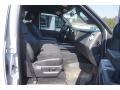 2011 White Platinum Metallic Tri-Coat Ford F250 Super Duty Lariat Crew Cab 4x4  photo #15