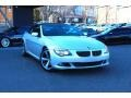 Atlantic Blue Metallic 2008 BMW 6 Series 650i Convertible