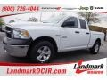 2015 Bright White Ram 1500 Tradesman Quad Cab #102729819