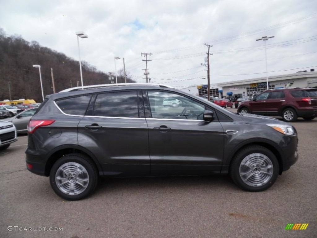 2015 Ford Escape Colors >> 2015 Magnetic Metallic Ford Escape Titanium 4wd 102729740