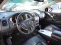 2011 Super Black Nissan Murano SL AWD  photo #17