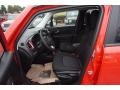 2015 Renegade Trailhawk 4x4 Black Interior