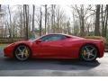 Rosso Scuderia (Red) 2013 Ferrari 458 Italia