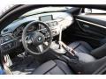 Black Prime Interior Photo for 2014 BMW 3 Series #102776271
