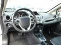 Charcoal Black Dashboard Photo for 2013 Ford Fiesta #102822397