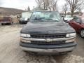 2000 Onyx Black Chevrolet Silverado 1500 LS Regular Cab 4x4  photo #3