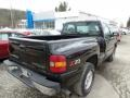 2000 Onyx Black Chevrolet Silverado 1500 LS Regular Cab 4x4  photo #6