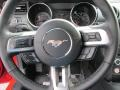 Ebony Steering Wheel Photo for 2015 Ford Mustang #102833980
