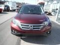 2012 Basque Red Pearl II Honda CR-V EX 4WD  photo #5