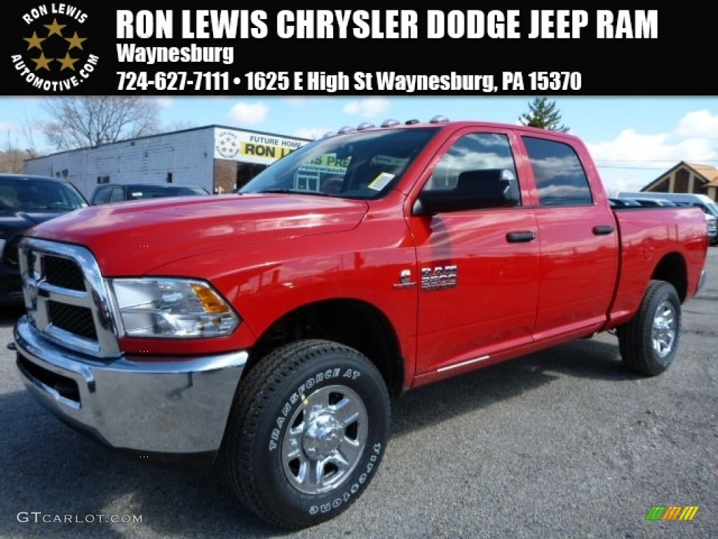flame red ram 2500 - 2015 Dodge Ram 2500 Red