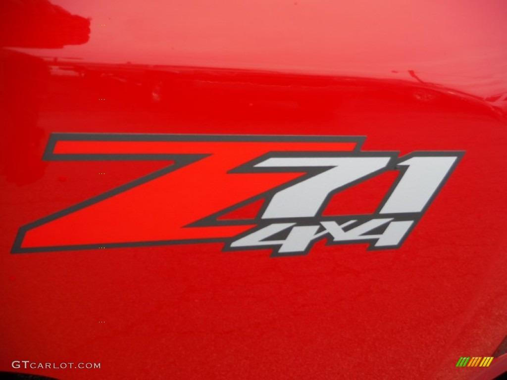 2009 Silverado 1500 LT Z71 Crew Cab 4x4 - Victory Red / Ebony photo #5