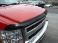 2009 Victory Red Chevrolet Silverado 1500 LT Z71 Crew Cab 4x4  photo #8