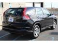 2012 Crystal Black Pearl Honda CR-V LX 4WD  photo #5