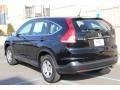 2012 Crystal Black Pearl Honda CR-V LX 4WD  photo #7