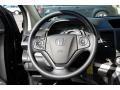 2012 Crystal Black Pearl Honda CR-V LX 4WD  photo #16