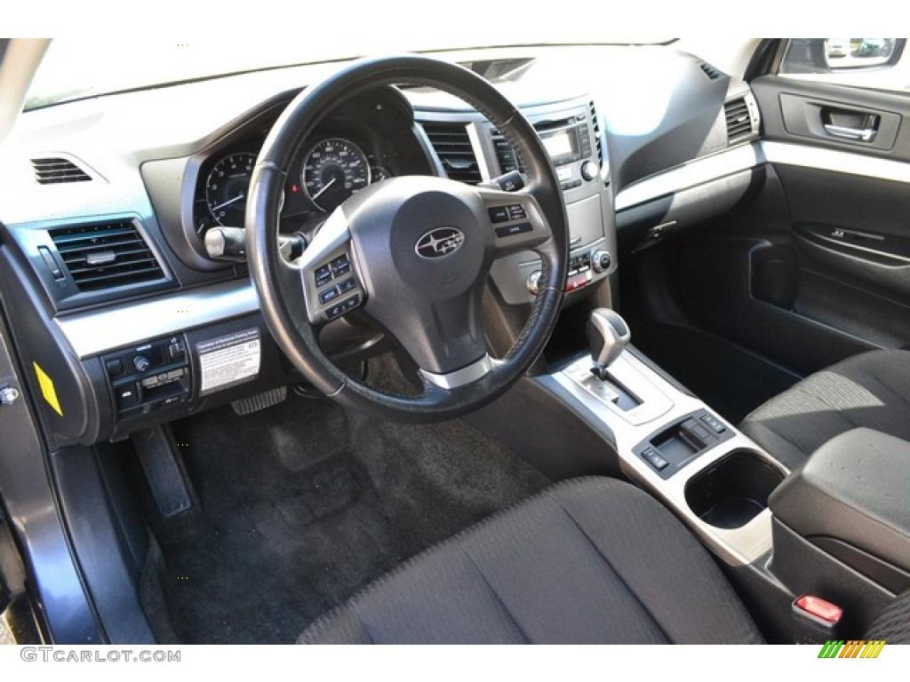 2012 Subaru Outback 2.5i Premium Interior Color Photos ...