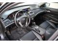 2012 Accord SE Sedan Black Interior