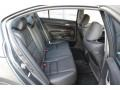 Rear Seat of 2012 Accord SE Sedan