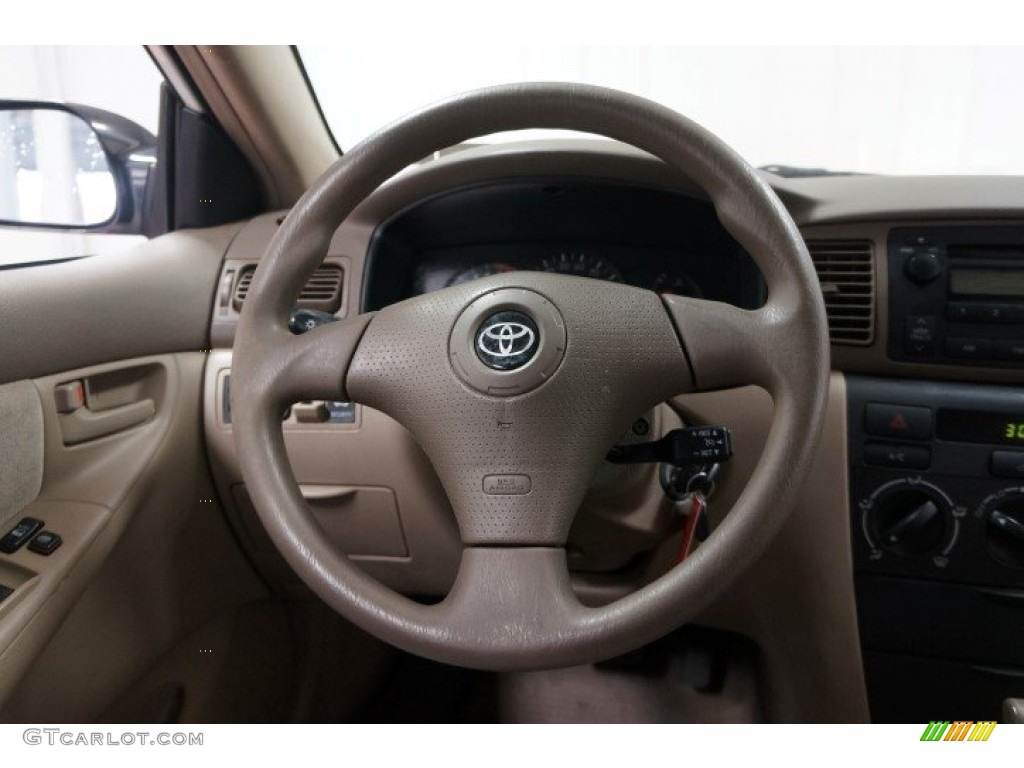 2006 toyota corolla ce steering wheel photos. Black Bedroom Furniture Sets. Home Design Ideas
