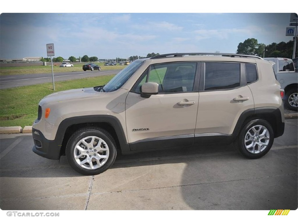 2015 mojave sand jeep renegade latitude 102884566 photo