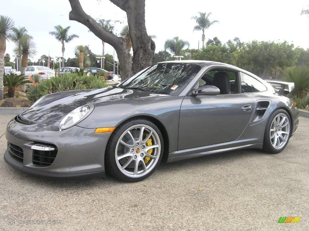 2008 meteor grey metallic porsche 911 gt2 1016928 car color galleries. Black Bedroom Furniture Sets. Home Design Ideas