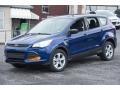 2015 Deep Impact Blue Metallic Ford Escape S #102884554