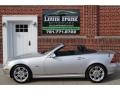 2004 Brilliant Silver Metallic Mercedes-Benz SLK 320 Roadster #102884909
