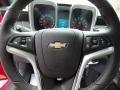Black Steering Wheel Photo for 2015 Chevrolet Camaro #102898270