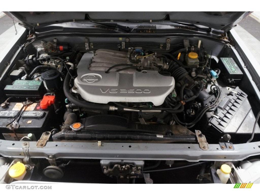 2001 Nissan Pathfinder Le 4x4 Engine Photos Gtcarlot Com