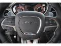 2015 Dodge Challenger Black/Sepia Interior Steering Wheel Photo